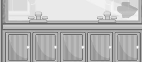 Grayscale Escape Bathroom Point And Click Game News